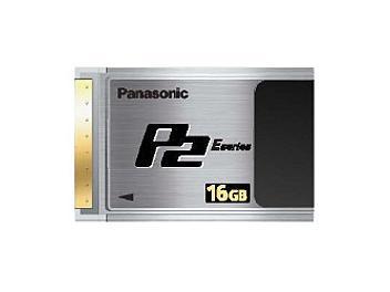 Panasonic AJ-P2E016XG P2 Card 16GB