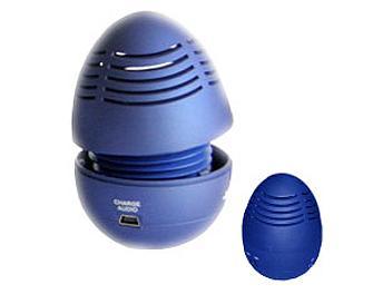 Generic Easter Egg Speaker - Blue (pack 10 pcs)