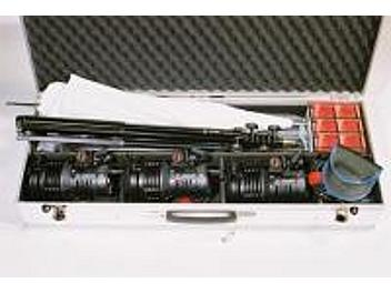 Sachtler SC324HSM - Reporter 300H Tungsten Compact Lighting SET 240V