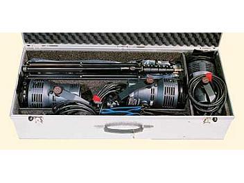 Sachtler S654HS - Reporter 650HS Tungsten Lighting SET 240V