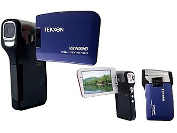 Tekxon VX7400HD Digital Camcorder - Blue (pack 5 pcs)