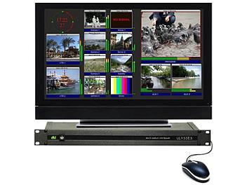 VideoSolutions Ulysses SDI8 Multiviewer