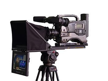 VideoSolutions VSS-10BT Portable Teleprompter + Monitors + Software