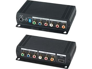 Globalmediapro SHE YH01 Component Video to HDMI Converter