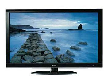 Sharp Aquos LC-46A66M 46-inch LCD TV