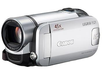 Canon FS21 Flash Memory Camcorder PAL