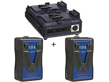 IDX ESK1022 Endura E-10SK Lithium ion Starter Kit