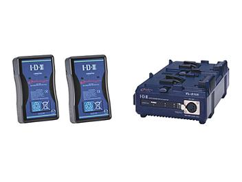 IDX ESHD1022P Endura E-10SHD Lithium ion Starter Kit