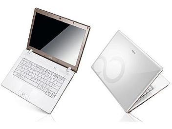 Fujitsu L1010 Notebook - White