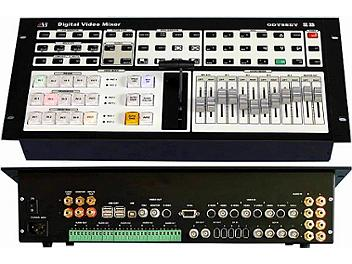 VideoSolutions ODYSSEY 2B DV+GPI Video Mixer PAL