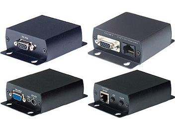 Globalmediapro SHE VE02 CAT5 VGA Distributor (Transmitter and Receiver)