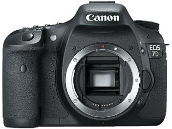 Canon EOS-7D Digital SLR Camera Body