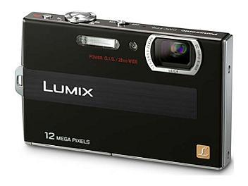 Panasonic Lumix DMC-FP8 Digital Camera - Black