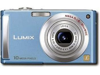 Panasonic Lumix DMC-FS12 Digital Camera - Blue