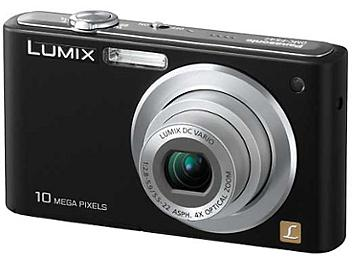 Panasonic Lumix DMC-FS42 Digital Camera - Black
