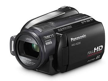 Panasonic HDC-HS200 HD Camcorder PAL - Black