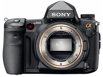 Sony Alpha DSLR-A850 DSLR Camera Body
