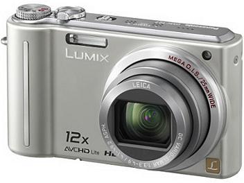 Panasonic Lumix DMC-ZS3 Digital Camera - Silver