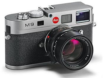Leica M9 Digital Camera - Steel Grey