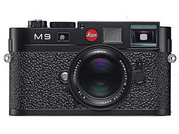 Leica M9 Digital Camera - Black