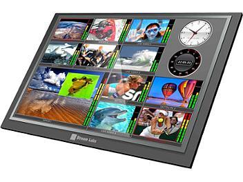 StreamLabs MultiScreen TS 20 MPEG TS Monitoring Software