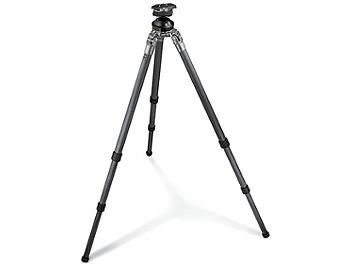Gitzo GK3580QRS Series 3 + 6X Tripod 3 Leg Sections + Series 5 Ball-Head with Quick Release Kits