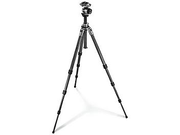 Gitzo GK1580QR Series 1 + 6X Tripod 4 Leg Sections with G-lock + Center Ball-Head with Quick Release Kits