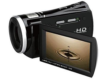 DigiLife DDV-H71Z Full HD Digital Video Camcorder - Black