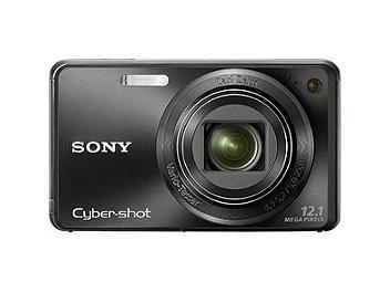 Sony Cyber-Shot DSC-W290 Digital Camera - Black