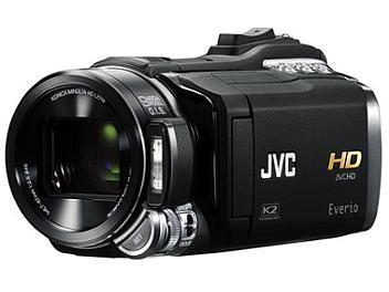 JVC Everio GZ-HM400 HD Camcorder PAL - Black