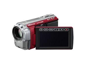 Panasonic HDC-SD10 HD Camcorder PAL - Red