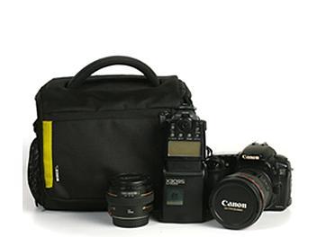 Winer DL-4 Shoulder Camera Bag - Black/Blue