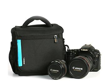 Winer DL-3 Shoulder Camera Bag - Black/Blue