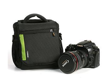Winer DL-2 Shoulder Camera Bag - Black/Green