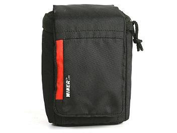 Winer FW-1 Shoulder Camera Bag - Black/Red