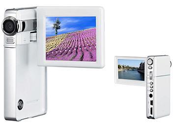 Tekxon V5800HD Digital Video Camcorder - White