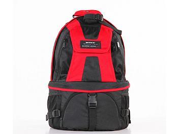 Winer T-07+ Camera Backpack - Black/Red