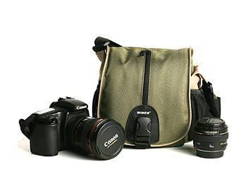 Winer Traveller 1303 Shoulder Camera Bag - Military Green