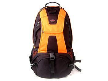 Winer T-08 Camera Backpack - Black/Orange