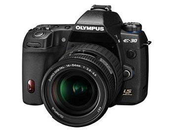 Olympus E-30 DSLR Camera Body