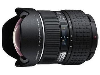Olympus 7-14mm F4.0 Zuiko Digital ED Lens - Four Thirds Mount