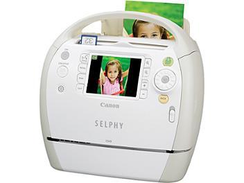 Canon SELPHY ES40 Compact Digital Photo Printer