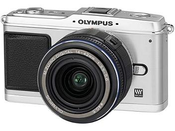 Olympus PEN E-P1 Digital Camera with 14-42mm M.Zuiko Lens