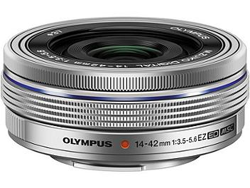 Olympus 14-42mm F3.5-5.6 Zuiko Digital ED Lens - Four Thirds Mount