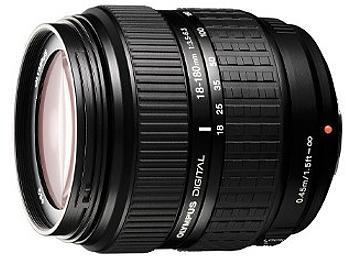 Olympus 18-180mm F3.5-6.3 Zuiko Digital ED Lens - Four Thirds Mount