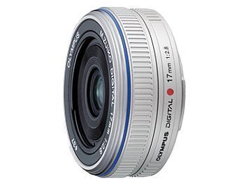 Olympus 17mm F2.8 M.Zuiko Digital Lens - Micro Four Thirds Mount