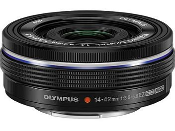 Olympus 14-42mm F3.5-5.6 M.Zuiko Digital ED EZ Lens - Micro Four Thirds Mount