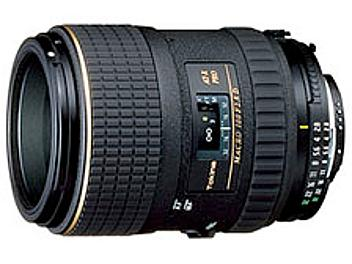 Tokina 100mm F2.8 AT-X Pro D Lens - Nikon Mount