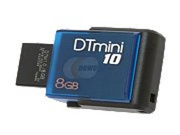 Kingston 8GB DataTraveler M10 USB Flash Memory - Blue (pack 5 pcs)
