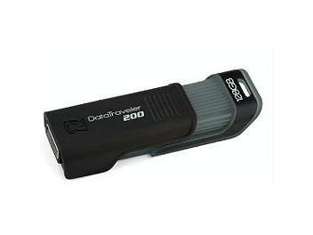 Kingston 128GB DataTraveler 200 USB Flash Memory (pack 5 pcs)